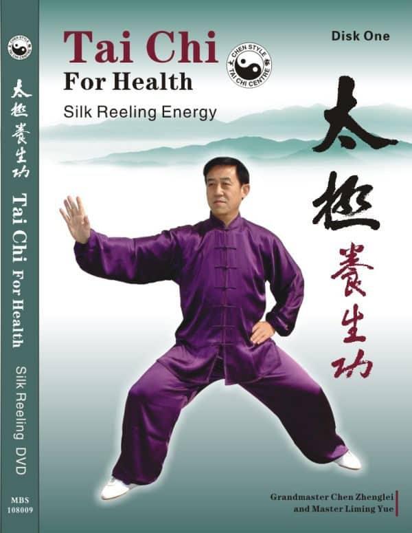 Taj CHi Za zdrave ili kato bojno izkustvo kniga