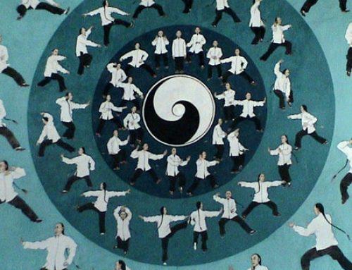 Лао Дзя И Лу – Стара форма първа част