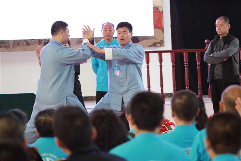 Тай Чи Бутащи ръце - майстор Уан Хайдзюн_1